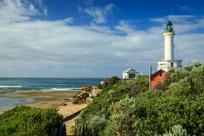 2016-12 Point Lonsdale and Queenscliff Lighthouses
