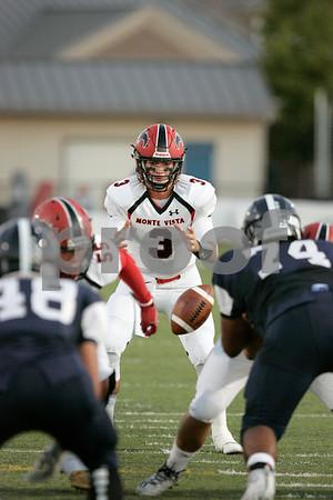 2016-17 Football Varsity Dougherty Valley vs Monte Vista