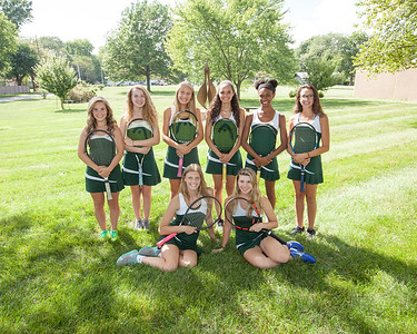 2016-17 Girls Tennis