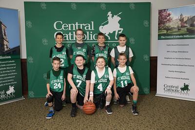 2016-17 SMS Basketball Portraits