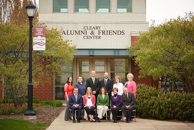 University Wisconsin La Crosse Communications