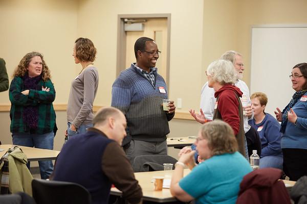 Networking; Buildings; Centennial; Location; Inside; Classroom; People; Professor; Type of Photography; Candid; UWL UW-L UW-La Crosse University of Wisconsin-La Crosse; Winter; December
