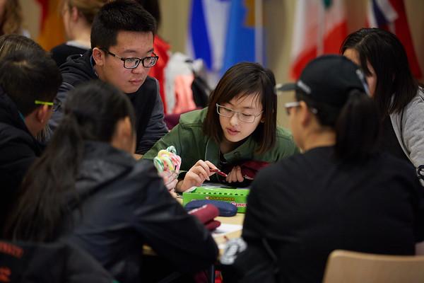 Activity; Collaboration; Community Service; People; Diversity; Type of Photography; Candid; UWL UW-L UW-La Crosse University of Wisconsin-La Crosse; Chinese students visit UWL