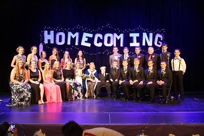 EV-W 2016 Homecoming coronation