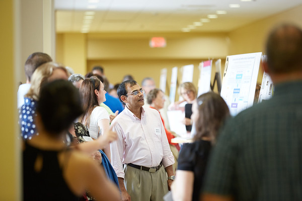 Activity; Conference; Buildings; Centennial; Location; Inside; Objects; Signs; Signs Poster; People; Professor; Faculty; Time/Weather; day; Type of Photography; Candid; UWL UW-L UW-La Crosse University of Wisconsin-La Crosse; Wahhab Khandker