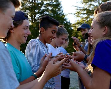 2016-17 Third Form Retreat (Camp Hi-Rock)