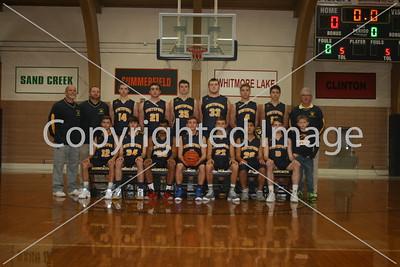 Whiteford Varsity Basketball