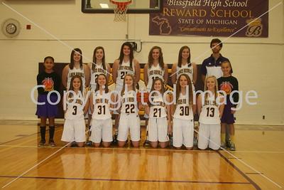 BHS Varsity Women's Basketball