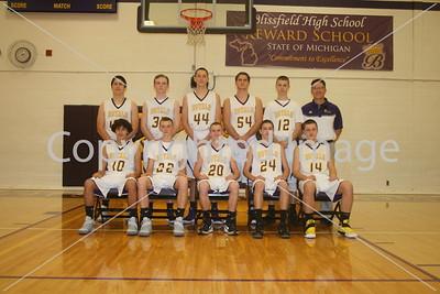 BHS JV Basketball