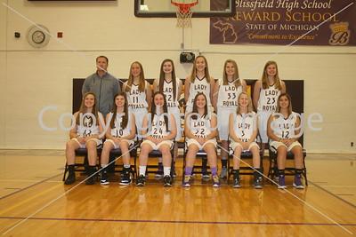 BHS JV Women's Basketball