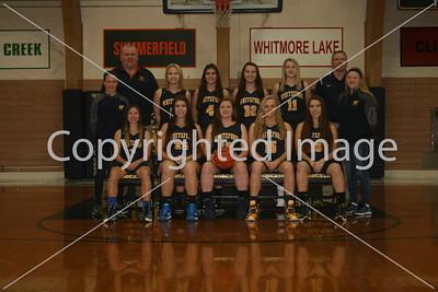 Whiteford Varsity Women's Basketball