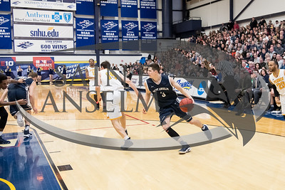 Men's Basketball at SNHU NE10 Championship (03/04/17) Courtesy Jim Stankiewicz