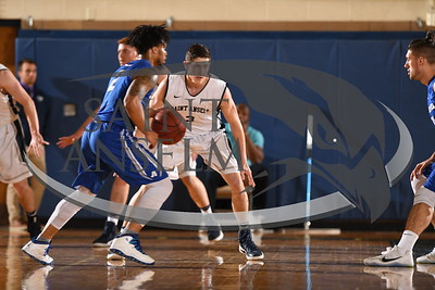 Men's Basketball vs. Assumption (02/07/17) Courtesy Gil Talbot