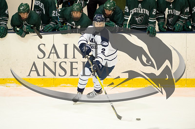St. Anselm Mens Hockey vs. Castleton University