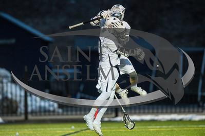 St. Anselm Mens' Lacrosse vs. Adelphi