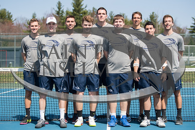 Men's Tennis Team Photos (04/15/17) Courtesy Jim Stankiewicz