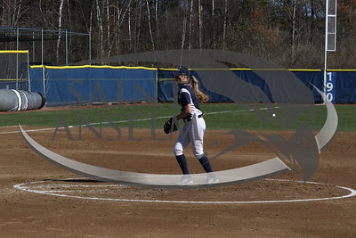 Softball at SNHU (04/14/17)