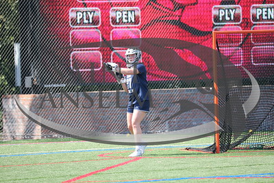 3/9/17;Tampa, Fla.; Saint Anselm College women's lacrosse vs. University of Tampa.