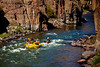 Rafting on Arkansas River, Royal Gorge, Colorado
