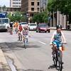Wichita Bicycle Run - Wichita, Kansas, U.S.A.