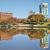 Autumn,Downtown Wichita