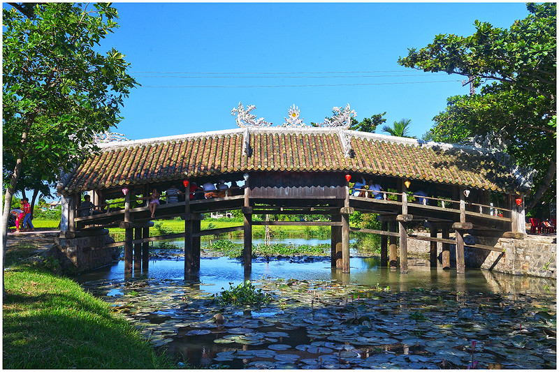 Thanh Toan Village Covered Bridge A