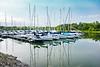 Sailboat Cove Milford Lake