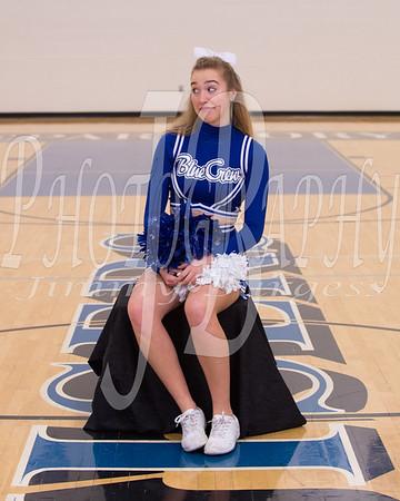GPS Basketball Cheer 2017