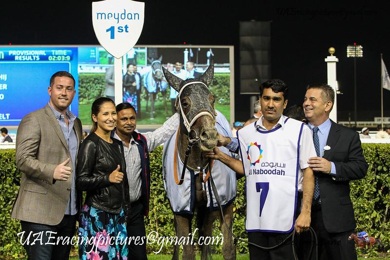Horse Racing, World Cup Carnival, Meydan, Dubai