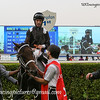 Cosmo Charlie (USA) ridden by Pat Dobbs, wins the Al Bastakiya, listed race at Meydan Dubai World Cup Carnival.