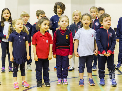 Assembly - PreK and Kindergarten