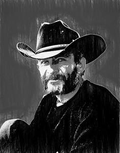 Cowboy - Phyllis Peterson     Score: 9
