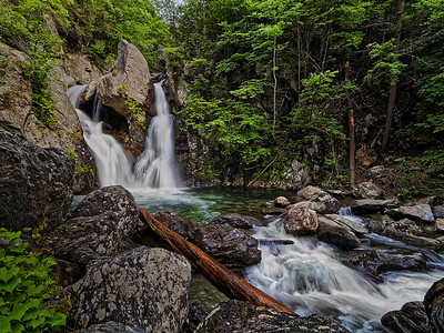 Bash Bish Falls by Gary Emord  12 points