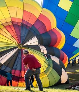 Balloon Wrangler1 by Robb Shaffer  Score:  10