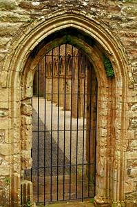 Celtic Arches by Linda Harris - Score 11