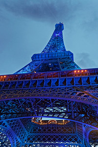 Tower Of Eiffel  by Gary Emord