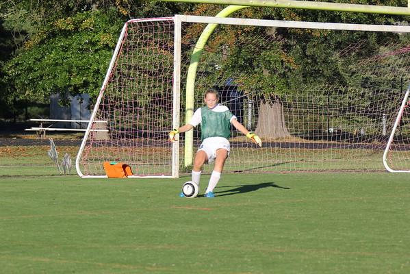 Sv JV Girls Soccer Team Vs. Albert Enstein HS 9/21/16