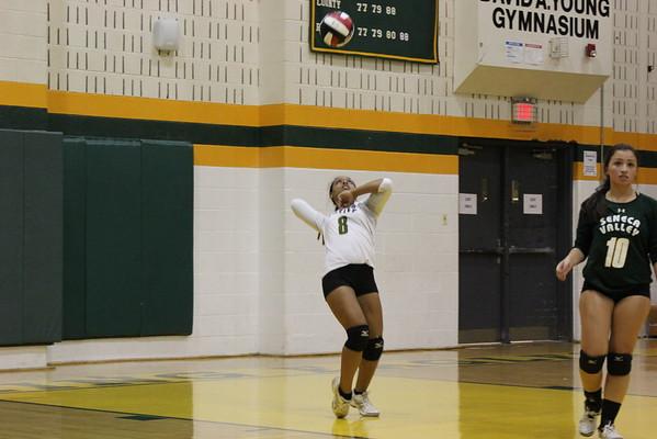 V Girls Volleyball vs. Northwest 9-13-16
