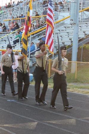Varsity Football vs Rockville 9-23-16