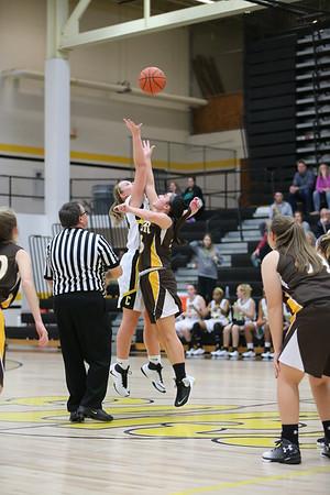 2016-2017 Centerville High School Girls Basketball