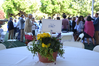6.3.2017 Alumni-Faculty Reception and  Dinner