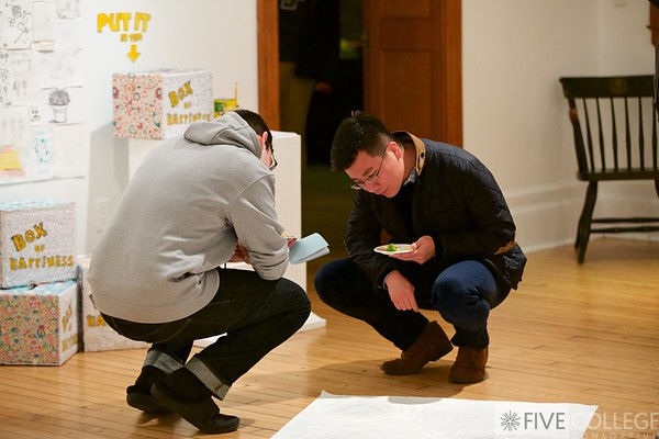 Between Us: A Social Practice Exhibition