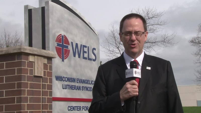 A message from Rev. Paul Prange, WELS Ministerial Education Administrator …