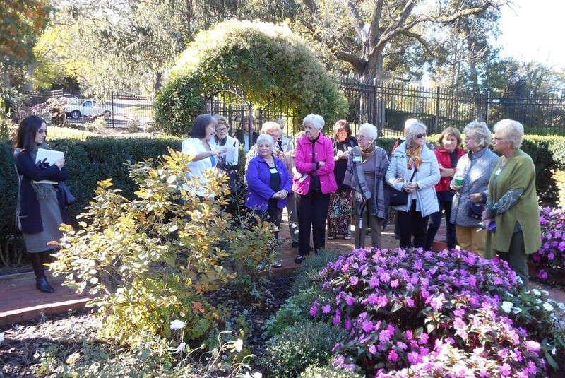 Forest Garden Club at Tanglewood