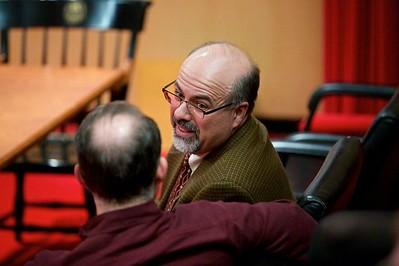 Dr. Rafael Campo Lecture