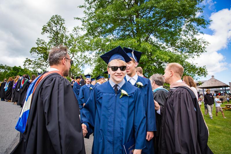 Graduate Mark Katz Jr.