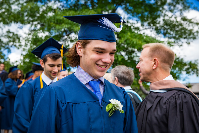Graduate Garret Girardin