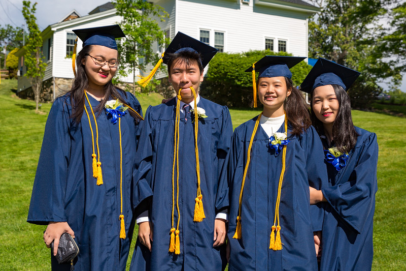 """Yunqui """"Vicky"""" Liu, Chuizheng """"Richard"""" Kong, Tsai-Hsen """"Sandy"""" Chen,  Shiyu """"Shirley"""" Piao"""
