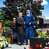 Keegan Jemal poses with Headmaster Lamb