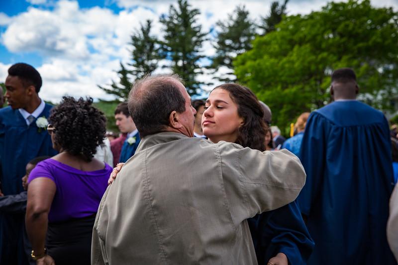 Graduate Maria Claudia Gonzalez Rodriguez.